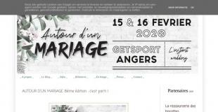 Salon du Mariage 2018 à Angers (49) : Autour d'un Mariage