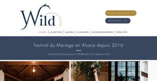 Salon du mariage 2018 à Strasbourg (67) : Wild Wedding Festival - Alsace