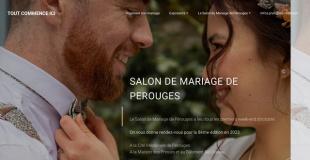 Salon du Mariage 2018 de Pérouges (01) - Tout commence Ici