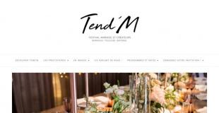 Salon du Mariage 2018 de Bordeaux (33) : Tend'M