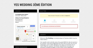 Salon du Mariage 2018 de Mallemort (13) : Yes Wedding