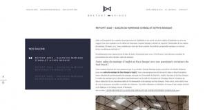 Salon du Mariage Triangle d'Or 2019 de Bordeaux (33)