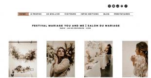 Salon du Mariage 2019 de Montpellier (34) : Festival Mariage You and Me