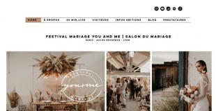 Salon du mariage 2019 de Lyon (69) : Festival Mariage You and Me
