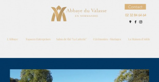 5ème Salon du Mariage et de la Fête de l'Abbaye du Valasse (76)