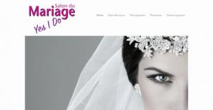 Salon du Mariage 2021 de Mouscron (Belgique) : Yes I Do