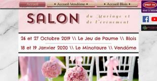 Salon du mariage en Loir et Cher (Vendome) 2016