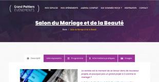 Salon du Mariage et de la Beauté 2020 - Poitiers (86)