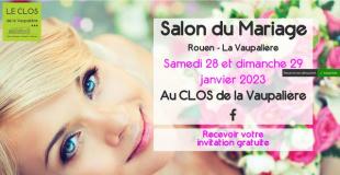Salon du Mariage 2021 de Rouen - La Vaupalière (76)