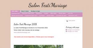 Salon Festi'Mariage 2015 de Merville