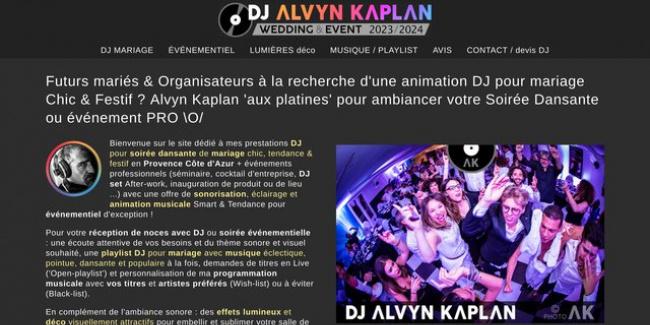 animation mariage 2020