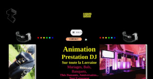 Music & Light Animation DJ