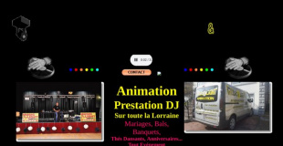 Music & Light Animation DJ