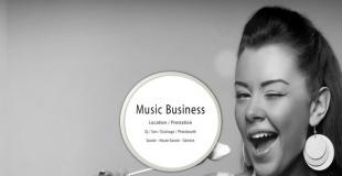 Music Business Dj