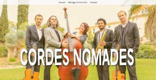 Cordes Nomades - jazz manouche