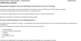 Célébration par'fête