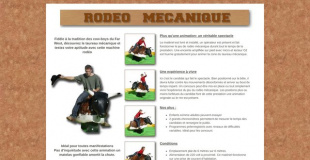 Animation western pour mariage