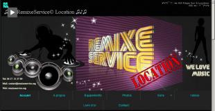 RemixeService Location