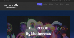 Location DélireBox - PhotoBooth