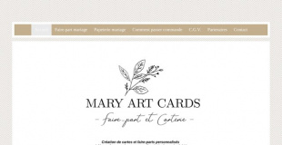 Mary Art Cards