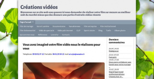 Créations Videos