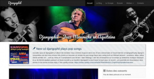 Djangophil - Groupe de Jazz
