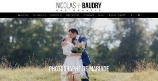 Nicolas Baudry - Photographe mariage